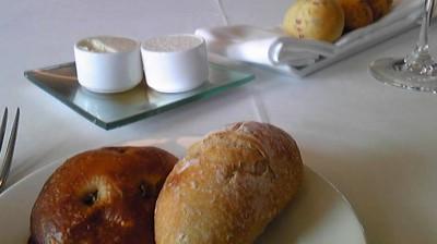 パンとバター2種